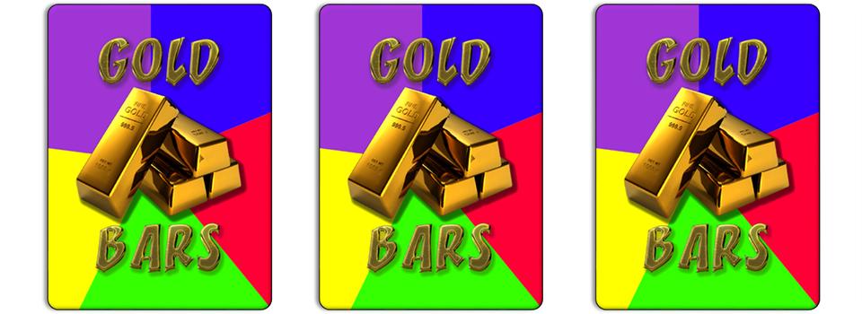 Gold Bars 4